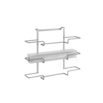 Suport cu 3 nivele pentru prosoapele de bucătărie Metaltex, lungime 36 cm bonami.ro