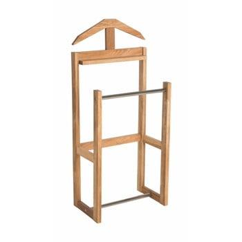 Valet / suport din lemn de stejar pentru haine Rowico Lofn, natural bonami.ro