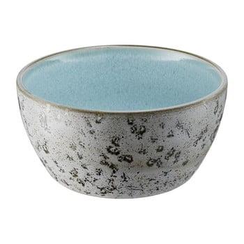 Bol din ceramică și glazură interioară albastru deschis Bitz Mensa, diametru 12 cm, gri bonami.ro