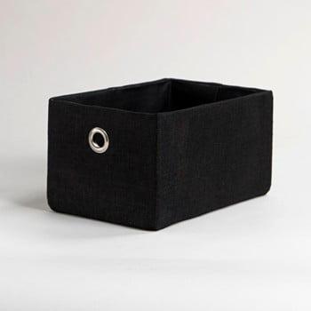 Coș pentru depozitare Compactor Basket Noir poza bonami.ro