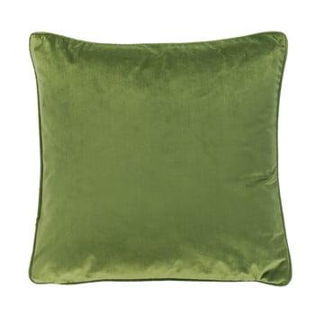 Pernă Tiseco Home Studio Velvety, 45x45cm, verde închis bonami.ro