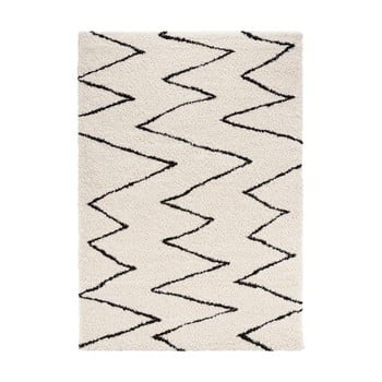 Covor Mint Rugs Jara, 200 x 290 cm, bej - negru imagine