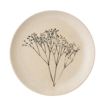 Farfurie din gresie ceramică Bloomingville Bea,⌀ 22,5 cm bonami.ro