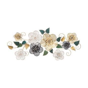 Decorațiune suspendată metalică MauroFerretti Campur-B-, 118x58cm, motive florale bonami.ro