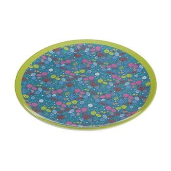 Farfurie cu motive florale Premier Housewares Casey, ⌀ 25 cm bonami.ro