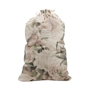 Sac textil pentru haine Linen Couture Bag Lily, înălțime 75 cm bonami.ro