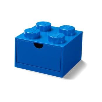 Cutie cu sertar pentru birou LEGO®, 15 x 16 cm, albastru bonami.ro