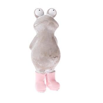 Decorațiune în formă de broască Dakls, înălțime 19 cm bonami.ro