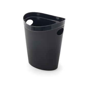 Coș de gunoi pentru hârtie Addis Flexi, 27 x 26 x 34 cm, negru bonami.ro