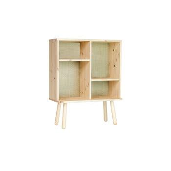 Comodă din lemn de pin Karup Design Kyabi, natural bonami.ro