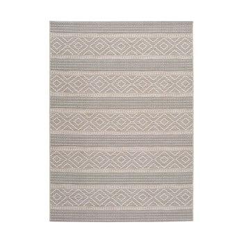 Covor pentru exterior Universal Cork Lines, 155 x 230 cm, bej bonami.ro