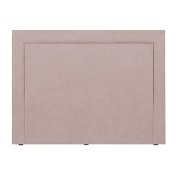 Tăblie de pat Mazzini Sofas Ancona, 180 x 120 cm, roz poza bonami.ro