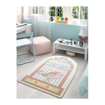 Covor pentru copii Confetti Happy Cage, 100 x 150 cm poza bonami.ro