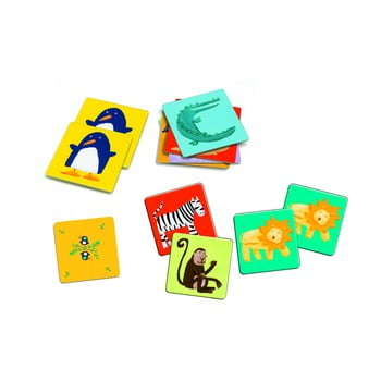 Joc de memorie Djeco Animals poza bonami.ro