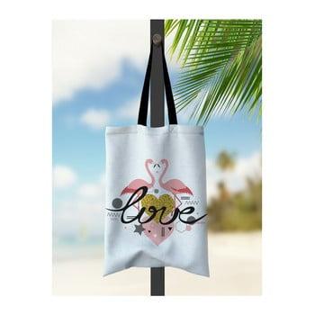 Geantă de plajă Kate Louise Love bonami.ro