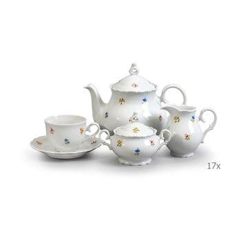 Set veselă din porțelan pentru ceai Thun Ophelia bonami.ro