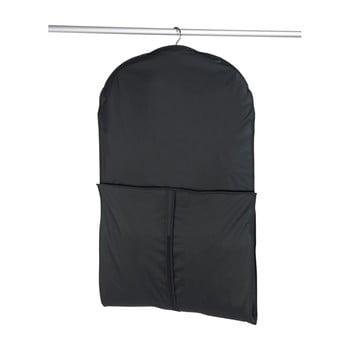 Husă pentru haine Wenko, 150 x 60 cm, negru bonami.ro