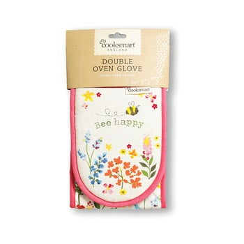 Șervet dublu termic de bucătărie Cooksmart Bee Happy bonami.ro