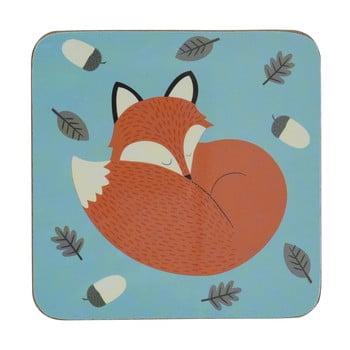 Suport farfurii Rex London Rusty The Fox, 10,5 x 10,5 cm bonami.ro