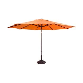 Umbrelă de grădină Hartman Solar, ø 300 cm, portocaliu imagine