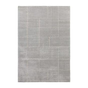 Covor Elle Decor Glow Castres, 200 x 290 cm, gri deschis imagine