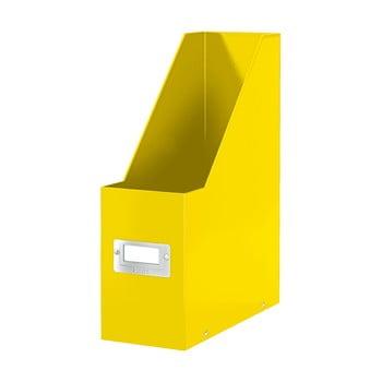 Suport pentru documente Leitz Office, galben bonami.ro
