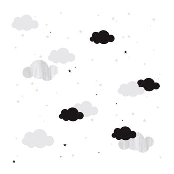 Tapet Dekornik Clouds, 50 x 280 cm bonami.ro