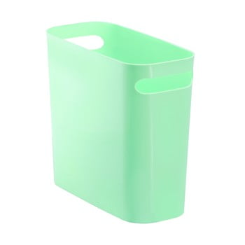 Coș de gunoi iDesign Una, 8,8l, verde poza bonami.ro