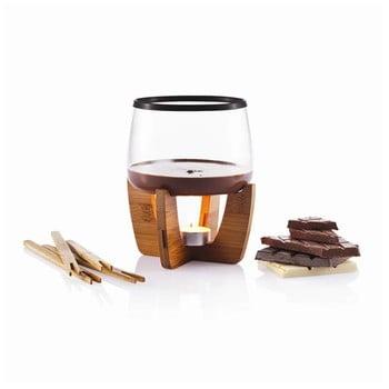Set fondue pentru ciocolată XD Design, 1l bonami.ro