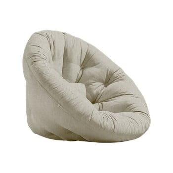 Fotoliu extensibil Karup Design Nest Linen bonami.ro