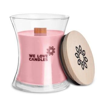 Lumânare din ceară de soia We Love Candles Basket of Tulips, durată de ardere 64 ore bonami.ro