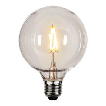 Bec cu LED pentru exterior Best Season Filament E27 G95 poza bonami.ro