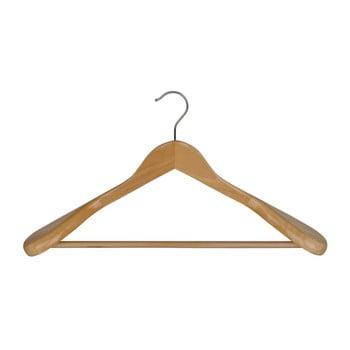 Umeraș din lemn pentru haine Wenko Shaped Hanger Exclusive bonami.ro
