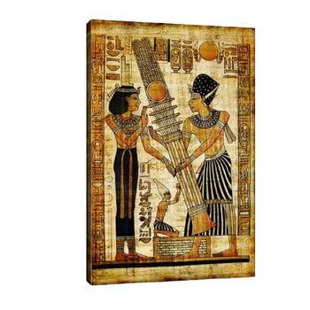 Tablou Tablo Center Egypt, 40 x 60 cm poza bonami.ro