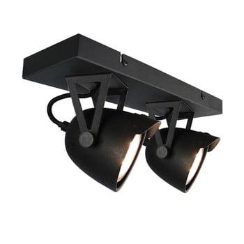 Aplică LABEL51 Spot Moto Cap Dos, negru poza bonami.ro