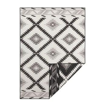 Covor adecvat pentru exterior Bougari Supreme Black, 290 x 200 cm, negru-crem imagine