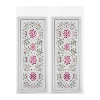Set 2 naproane Madre Selva Flowers Tapestry bonami.ro