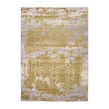 Covor Universal Arabela Gold, 200 x 290 cm, gri - auriu imagine