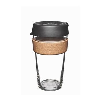 Cană de voiaj cu capac KeepCup Brew Cork Edition Espresso, 454 ml poza bonami.ro