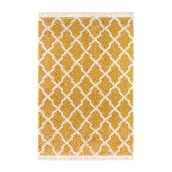 Covor Mint Rugs Pearl, 160x230cm, portocaliu imagine