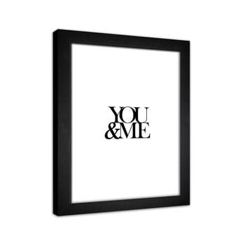 Tablou Styler Modernpik You & Me, 30 x 40 cm bonami.ro
