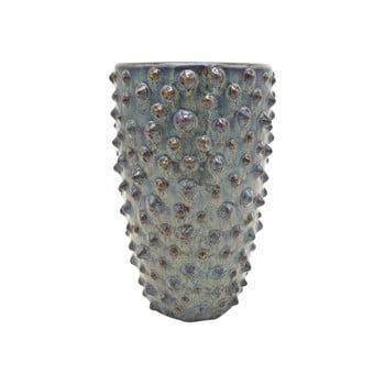 Vază din ceramică PT LIVING Spotted, înălțime 25 cm, gri bonami.ro