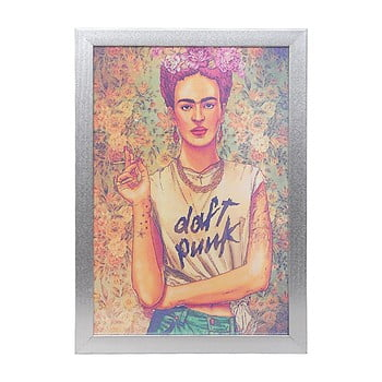 Tablou Piacenza Art Punk Frida, 30 x 20 cm bonami.ro