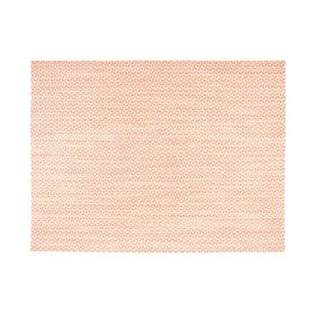 Suport pentru farfurie Tiseco Home Studio Melange Triangle, 30x45cm, portocaliu deschis bonami.ro
