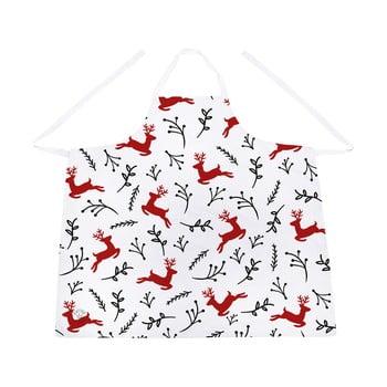 Șorț din bumbac cu motive de Crăciun Butter Kings Deer bonami.ro