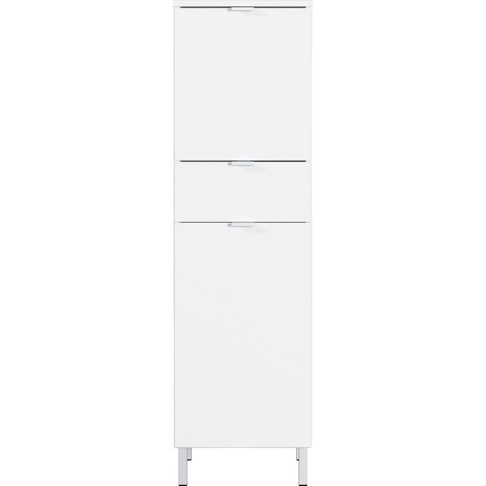 Poza Dulap Germania Mauresa, inaltime 120 cm, alb