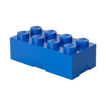 Cutie pentru prânz LEGO®, albastru poza bonami.ro