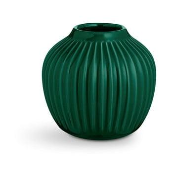 Vază din ceramică Kähler Design Hammershoi,înălțime 12,5 cm, verde poza bonami.ro
