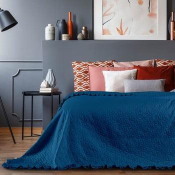 Cuvertură AmeliaHome Tilia, 260 x 240 cm, albastru bonami.ro