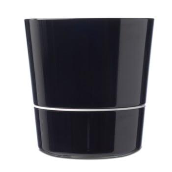 Ghiveci pentru ierburi aromatice Rosti Mepal Hydro Herbs, negru